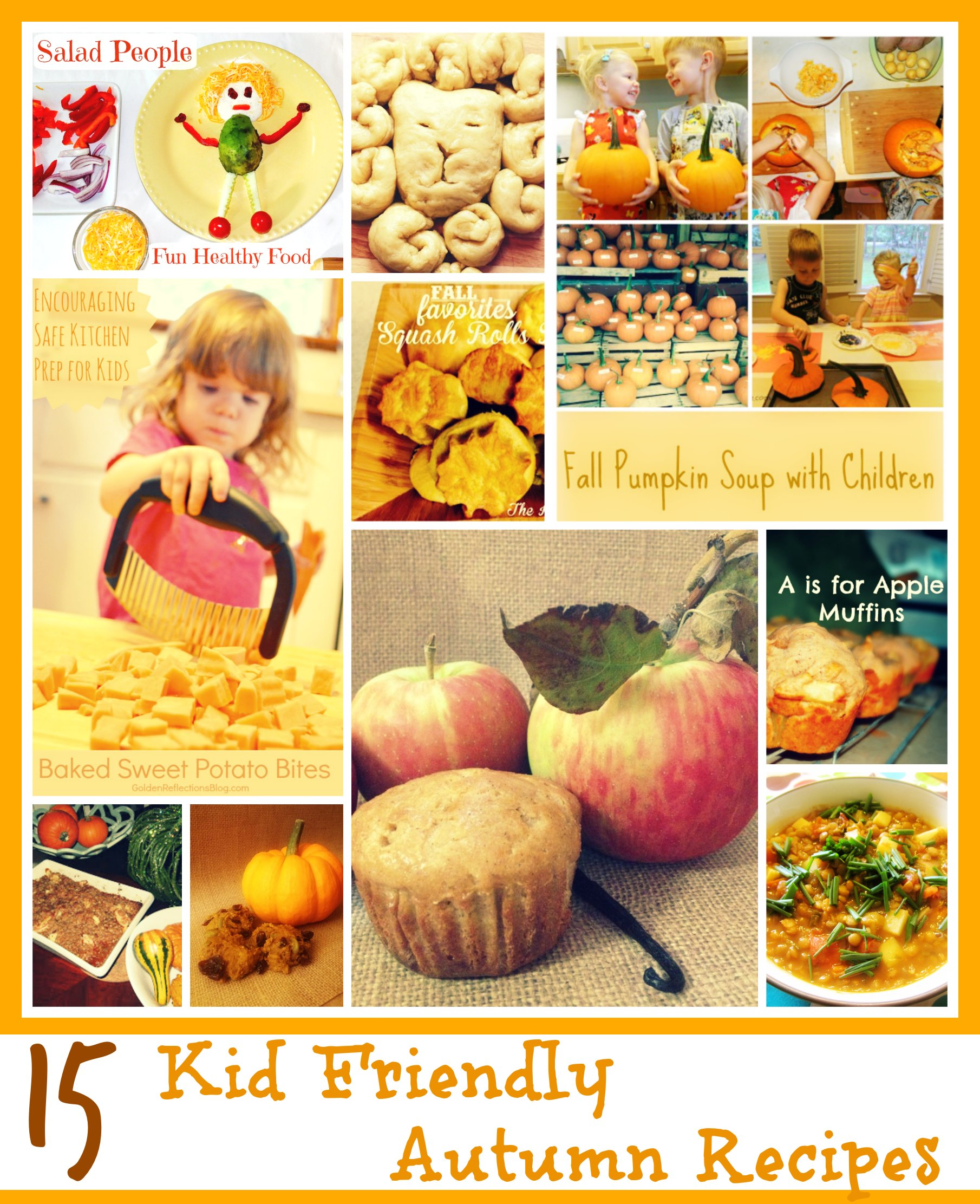 15 kid friendly autumn recipes christian montessori network - Quince recipes for babies a healthy fall ...