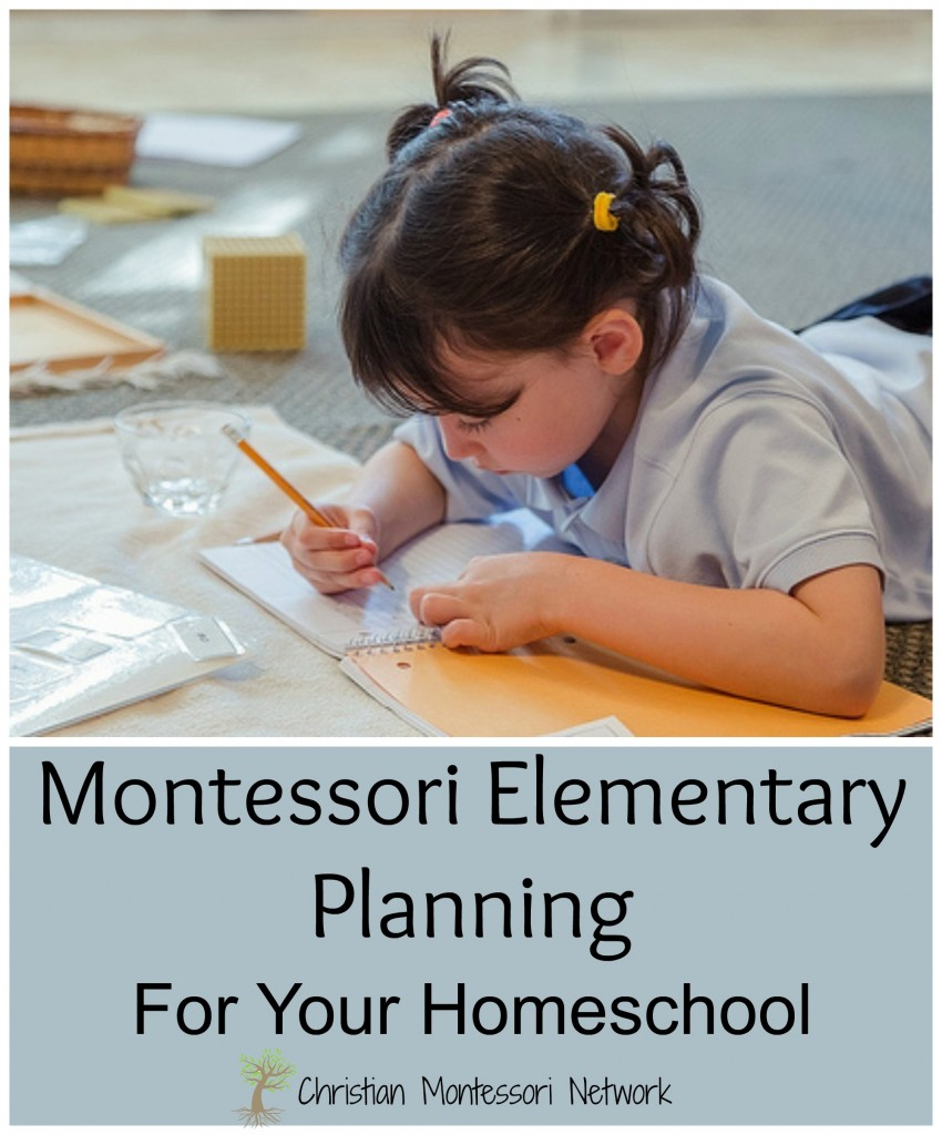 Montessori elementary years are made a little easier with some planning. Keep your homeschool budget in check with some great resources for free Montessori elementary materials and curricula at christianmontessorinetwork.com