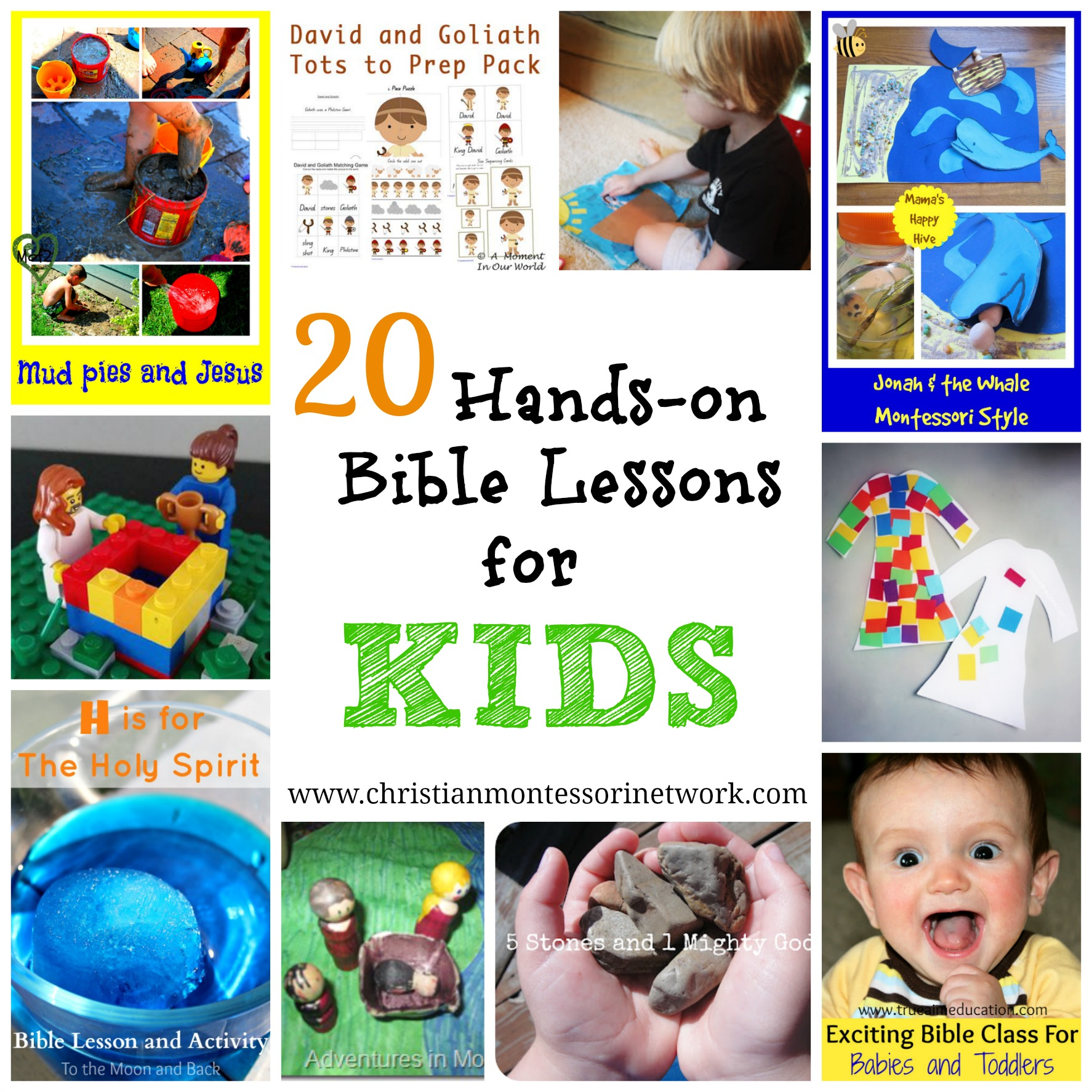 20 hands on bible lessons for kids christian montessori network