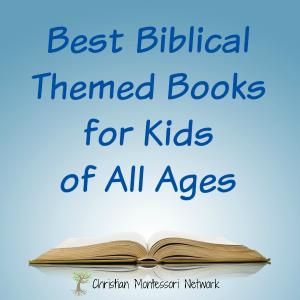 Best Biblical Themed Books For Kids