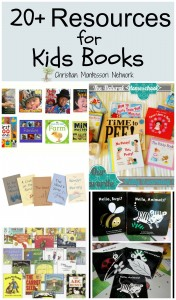 20+ Resources for Kids Books