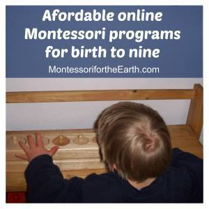 Affordable Montessori programs for birth to 9 years old.
