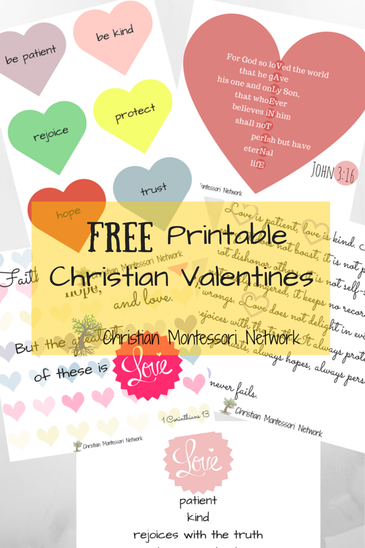 Free Scripture Themed Valentine S Day Printables And Crafts Homeschool Giveaways