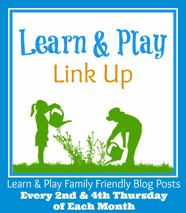 Learn & Play Family Friendly Link Up Party for every 2nd and 4th Thursday of each month!