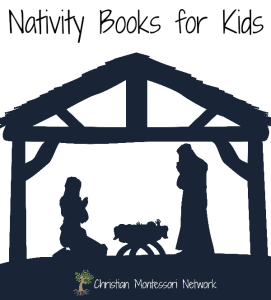 Favorite Books About the Nativity for Kids