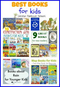 Best Books for Kids {Learn & Play Link Up}