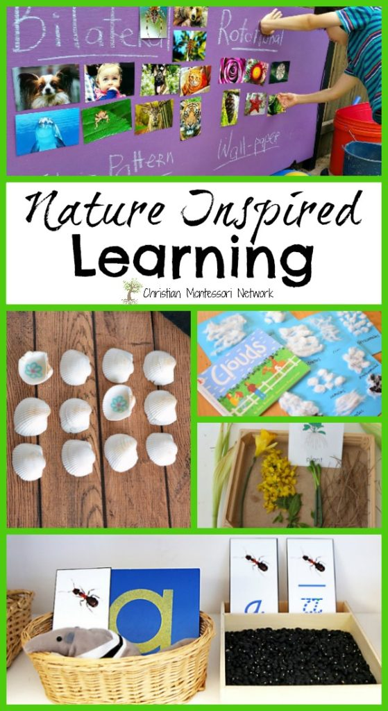 Nature Inspried Learning on Christian Montessori Network