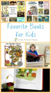 Favorite Books for Kids {Learn & Play Link Up}