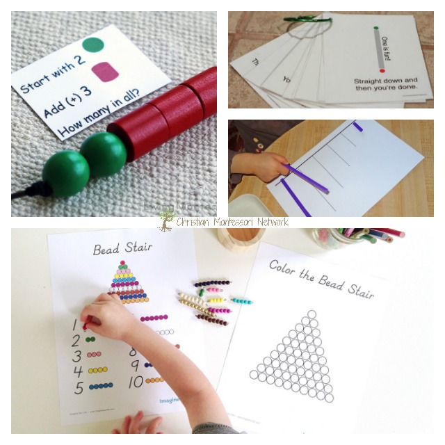 Download your own Montessori math printables today and keep learning exciting for your Montessori child!