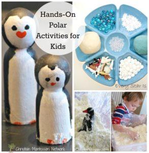 Hands-On Polar Activities for Kids